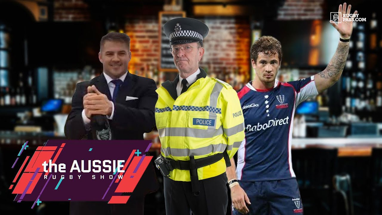 Danny Cipriani's horrible night thanks to Drew Mitchell | The Aussie Rugby Show | Ep9 | 16/07/2020