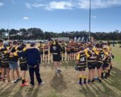 A great game of sportsmanship yesterday in the U13 Green zone Wahroonga Tigers v...