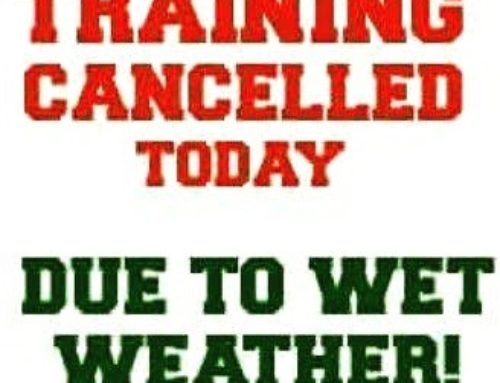 MINIS TRAINING CANCELLED TONIGHT  Your managers will be in touch tomorrow if you…