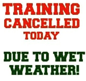 MINIS TRAINING CANCELLED TONIGHT  Your managers will be in touch tomorrow if you...