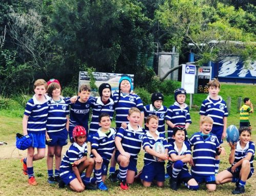 Rugby mateship is the best! When you have a few injured or away, and your mates …
