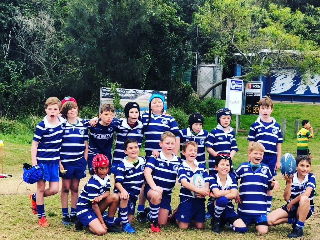Rugby mateship is the best! When you have a few injured or away, and your mates ...