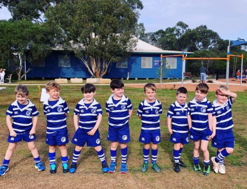 With the weather settling down one of our Newport U6 superstars of the future we…