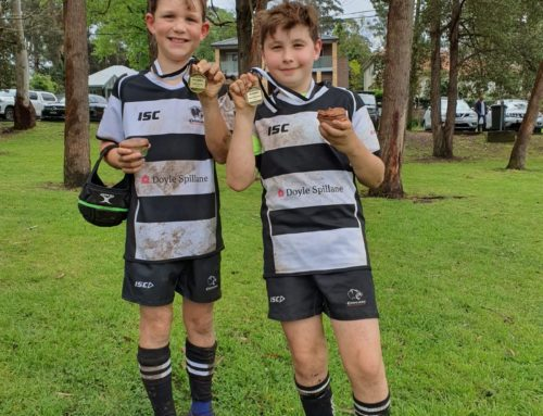 Congratulations to Liam Gason and Fergus Macqueen on playing 50 games for the Co…