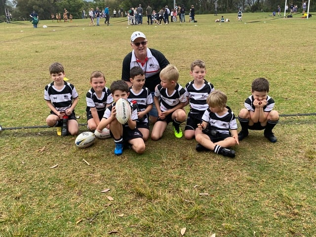 Great season by our U7 Reds, the kids are looking forward to tackling next seaso...