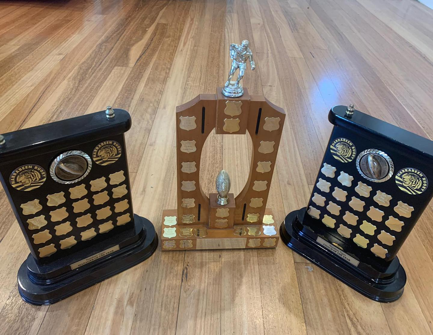 NARRABEEN TIGERS AWARDS FOR 2020  Our club can only run due to the commitment of...