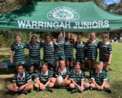 Welldone to the U13 Ratettes who played a 4 game gala today....