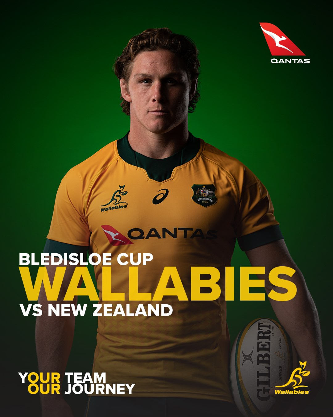 #YourTeam is in for #BledisloeCup game one!...