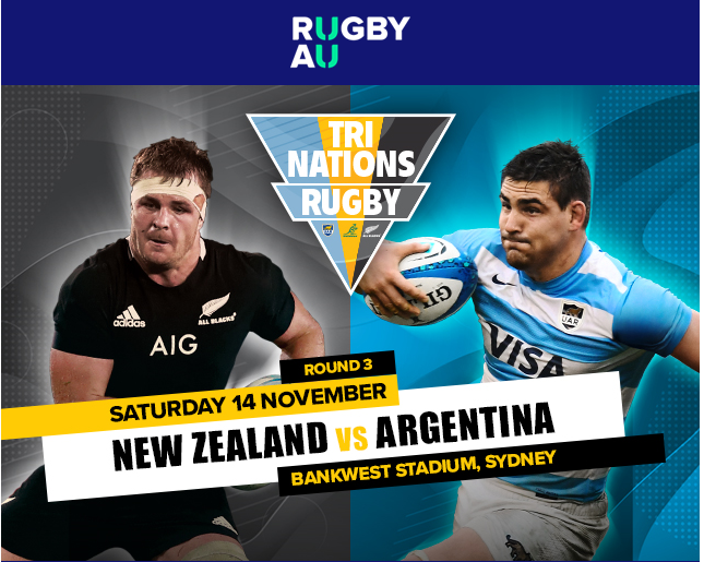 $20 tickets available for NZ vs Argentina this weekend, $60 for family tickets...