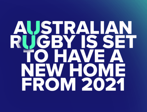 Australian Rugby is set to have a new home from 2021