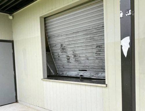 Narrabeen clubhouse was broken into and vandalized last night