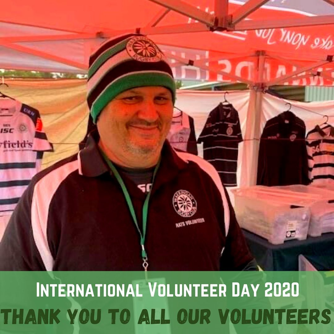 International Volunteers Day 2020