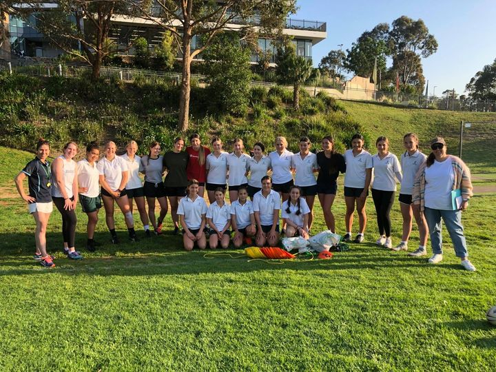 15 10 2020 - First Training at Mater Mar
