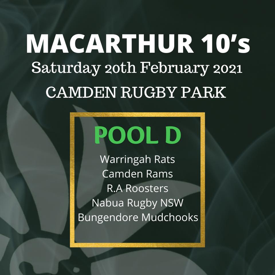 Macarthur Rugby 10's