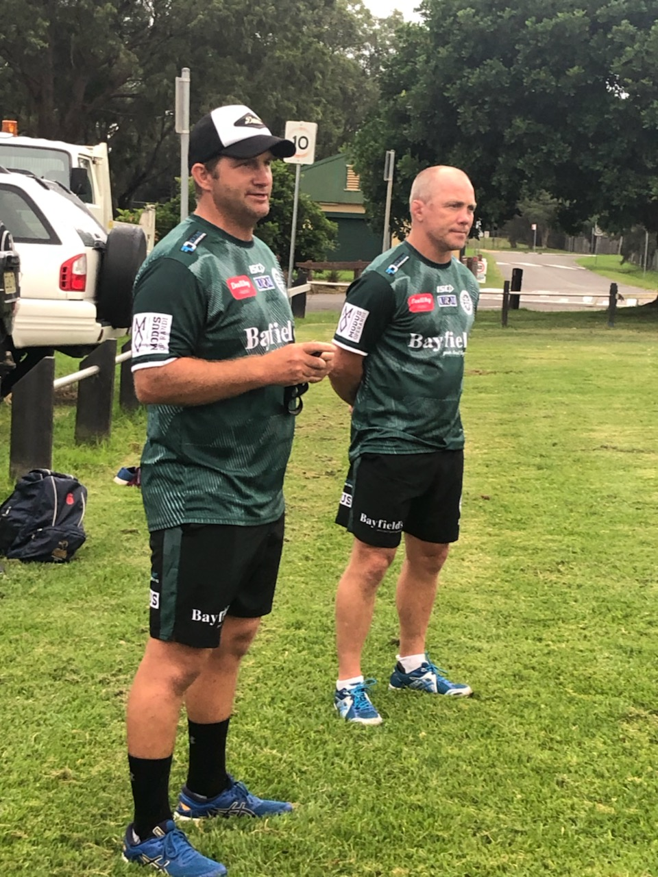 NRL Legend, Geoff Toovey joins the Coaching Team at WRC