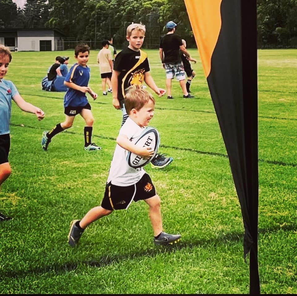 TRY RUGBY DAY  thank you to everyone tha