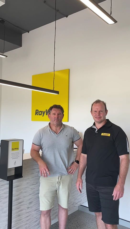 Tiger's sponsor Ray White Warriewood is