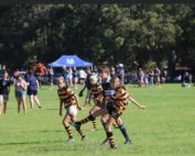 Yesterday , Our U13, 15 and 17 girls off