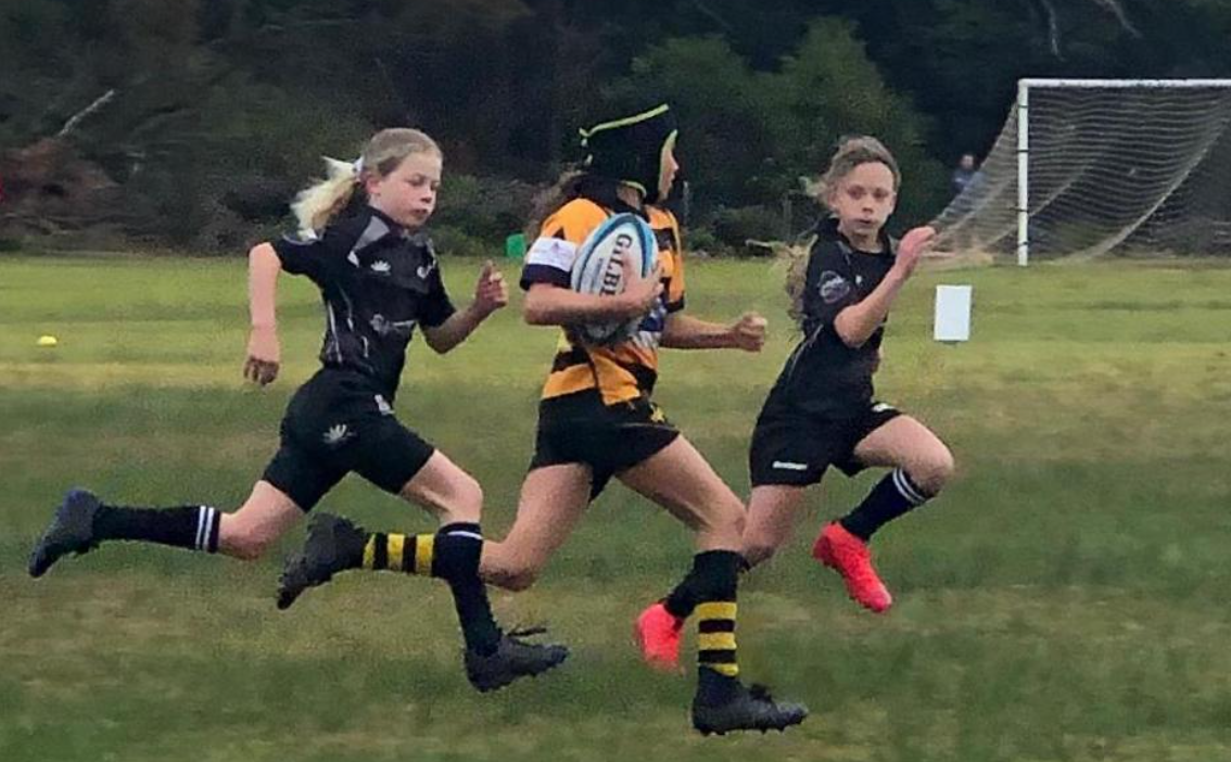 Today's Tale - Playing like girls: Narrabeen Tigers and the fun-running revolution