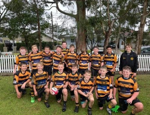 MUDFEST  Our under 12s enjoyed a great g